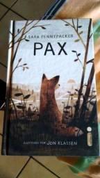 """Livro infantil """"Pax"""""""