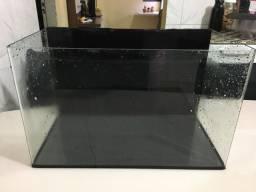 Vidro de aquário 39 litros