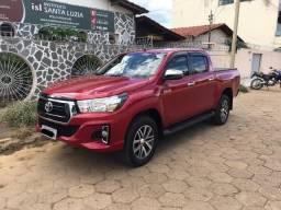 Toyota Hilux Cabine Dupla SRV 2019