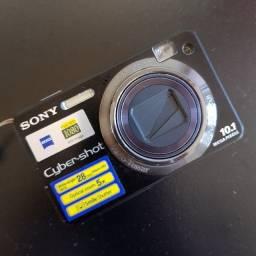 Câmera Digital Sony Cybershot Dsc W170 Preta 10 Megapixels.