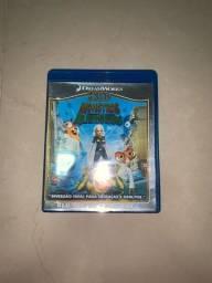DVD Blu-ray 3D Monstros Vs Alienígenas