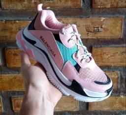 Sapato femenino ATACADO E VAREJO