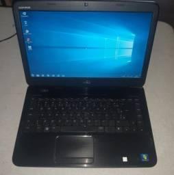 Notebook Dell i3 zero 6gb ram garantia passo cartão 12x leia
