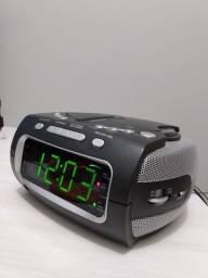 MP3 Rádio Relógio