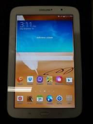 Samsung Galaxy tab a8 16gb branco novinho c/garantia e parcelamos no cartao ate 12x