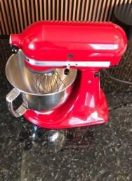 Batedeira KitchenAid Artisan - Vermelha 127V.