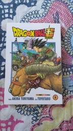 Vendo mangá de Dragon Ball Super