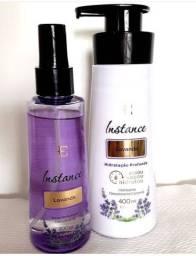 Kit Eudora lavanda perfume + loção hidratação