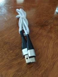 Cabo micro USB, Type-C, iPhone