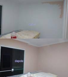 sou pintor imobiliario faço pintura apartir 5,00 reais o metro agende seu orçamento