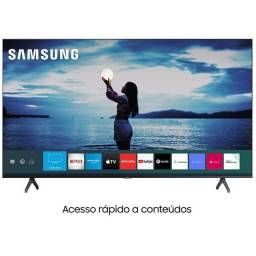 "Smart TV LED 58"" UHD 4K Samsung 58TU7020 Crystal UHD"