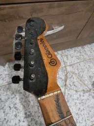 Guitarra Gianini das antigas, leia o anúncio