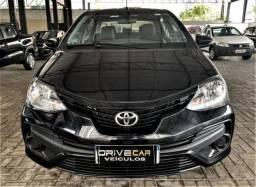 Toyota etios sedan 2020 1.5 x sedan 16v flex 4p automÁtico
