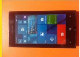 Celular Nokia 520 2 Chips bom para crianças you tube internet e jogos
