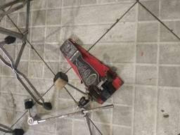 Título do anúncio:  Pedal para  bateria acústica odery