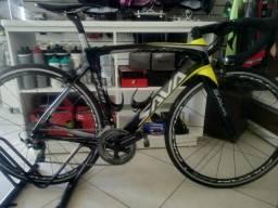 Bicicleta speed carbon dura ace