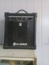 Caixa amplificada lx 60