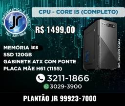 Corei5 intel com ssd e 8gb