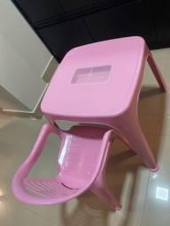 Cadeira e mesinha infantil