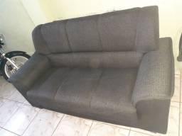 Sofa pequeno 3 lugares