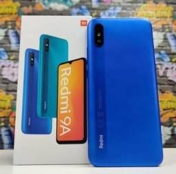 (M-TECH) Xiaomi Redmi 9A 32gb Novos Lacrados / Parcelamos / Entregamos