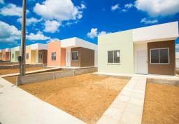 Casa pronta - 118 mil - Financiamento caixa com entrada em até 48x