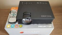Projetor WiFi Tucano 800 Lumens