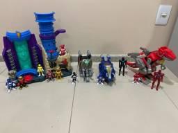 Brinquedos do Power Ranger - imaginex