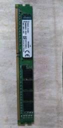 Memória de 4GB DIMM DDR3 1333Mhz - Sou de Santana