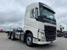 volvo fh 540 6x4 ano 19/20
