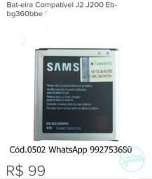 Cód.0502 Bateria Samsung J2 J200