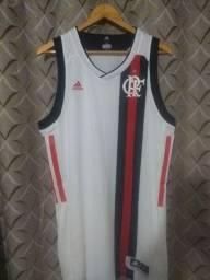 Camisa do Flamengo basquete 2018