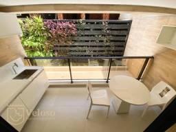Studio com 1 quarto, 38 m² - venda por R$ 330.000 ou aluguel por R$ 2.100/mês - Cabo Branc