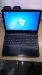 Notebook Sonyvaio, i5-3337U, 500gb de hd e 8gb de memória (R$1.600)