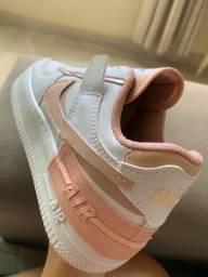 Novo Nike Air Force Shadow 1 Feminino