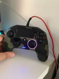 Controle joystick Nacon Revolution Pro Controller 2 camo green