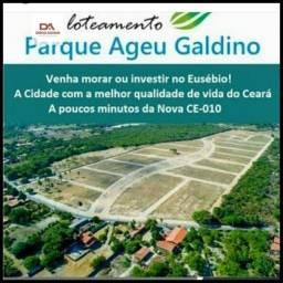 Título do anúncio: Loteamento Parque Ageu Galdino no Eusébio !*!