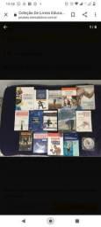 Kit livros educação física