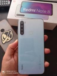 Xiaomi Note 8 64GB/4RAM novo completo