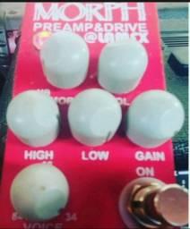 Pedal preamp Morph I