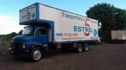 Caminhão Mercedez bens truck 1113