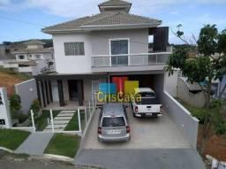 Casa com 4 dormitórios à venda, 300 m² por R$ 890.000,00 - Vale dos Cristais - Macaé/RJ