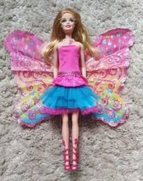 """Boneca Barbie """"O Segredo das Fadas"""""""