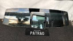 Vidro traseiro Vigia basculante Saveiro G5 G6