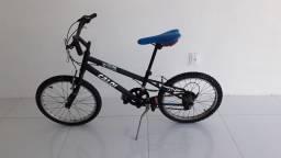 Bicicleta Caloi aro 20 de 7 marchas