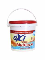 Cloro Multiação - OXI iGUi