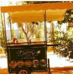 Carrinhos pra lanches mini food truck