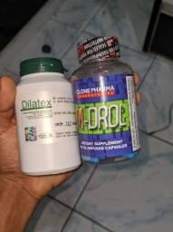 Combo MDrol e Dilatex Original e lacrado