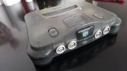 Nintendo 64 sabores (Somente o Console)