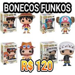 BONECOS FUNKOS